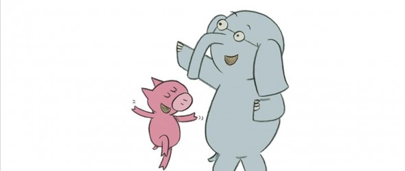 Elephant & Piggie books by Mo Willems