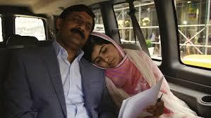 Malala and her papa