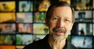 Ed Catmull, author of Creativity Inc and President of Pixar Animation Studios.