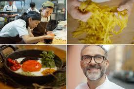 Chef's montage
