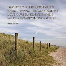 BB Boundaries quote