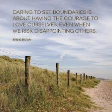 BB Boundaries quote