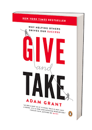 Give and Take book thumbnail