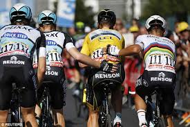 Tony Martin with better teammate photo