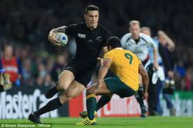 daily mail Sonny Bill